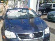 Volkswagen Eos Convertible 2009
