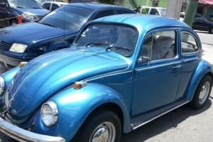 Volkswagen Escarabajo 1978 cepillo