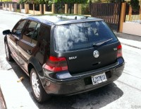 Volkswagen Golf 2001 Gti 18t La Mas Full Turbo