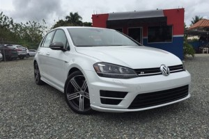 Volkswagen Golf R 2016