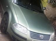 Volkswagen Passat 18T 2003 Triptronic