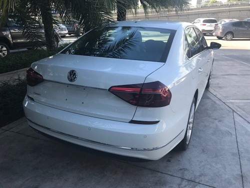 Volkswagen Passat 2018