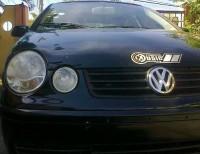 Volkswagen Polo 2003 Full Color Negro