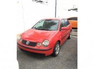 Volkswagen Polo 2003 Rojo Nuevo