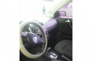 Volkswagen Polo 2003 Rojo