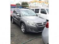 Volkswagen Tiguan 2009 Gris Nueva