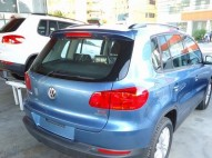 Volkswagen Tiguan Bluemotion Exclusive 2015