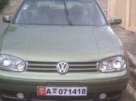 Volkswagen golf 2002 verde motor 16 automatico