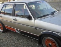 Volkswagen golf 87
