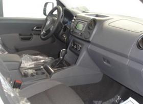 Volkswagen Amarok Twin-Turbo 2015