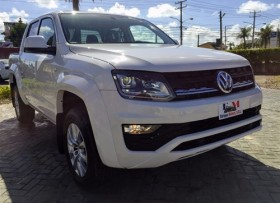 Volkswagen Amarok Twin-Turbo 2018