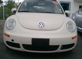 Volkswagen Beetle 2008 Crema