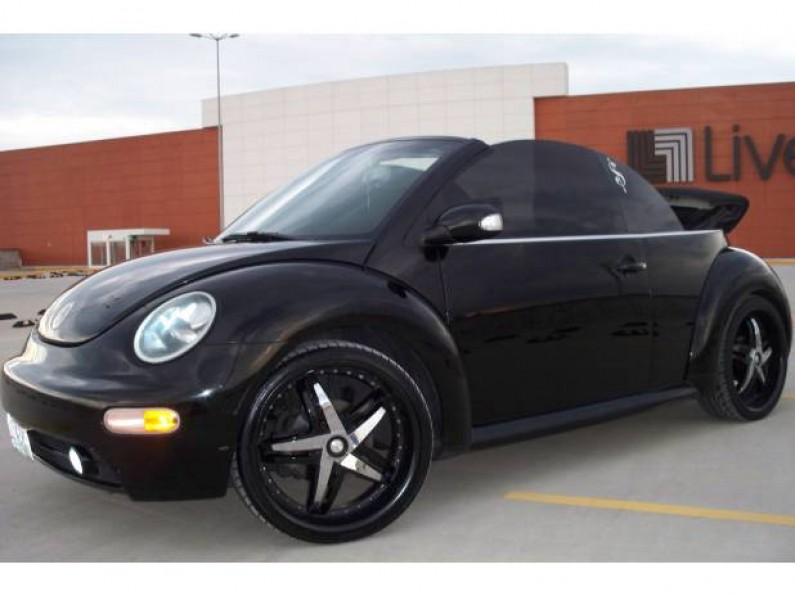 Volkswagen Beetle Convertible Edicion Especial