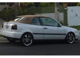 Volkswagen Cabrio 1995 2000Ganga