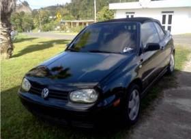 Volkswagen Cabriolet 2001 como nueva