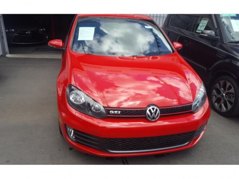 Volkswagen GTI 2013 DSG