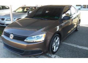 Volkswagen Jetta 2013 Brown