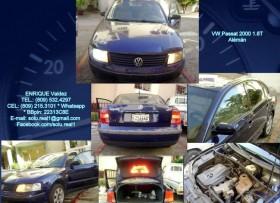 Volkswagen Passat 2000 super carro en venta