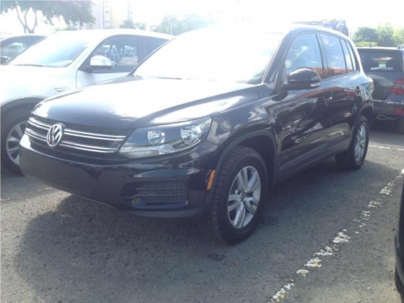 Volkswagen Tiguan 2013 TSI