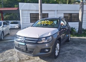 Volkswagen Tiguan Bluemotion Exclusive 2016