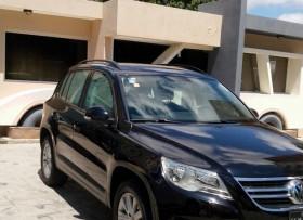 Volkswagen Tiguan TSI 4Motion 2011