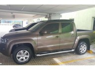 Volkwagen Amarok 2016 full 4x4 marron