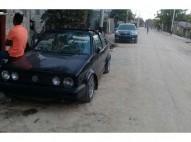 Vw Cabriolet 89
