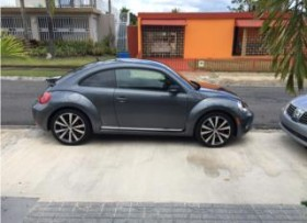 Vw Beetle 2012 turbo sin traspaso 4500