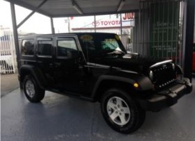Wrangler UNLIMITED 4 DOORS 4389 MENS SE VA