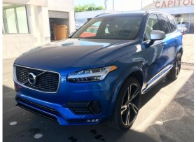 XC90 R-DESIGN T6 AWD 2017 MUCHOS PACKAGE