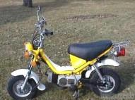 Yamaha Chappy donde Venden lucesguardalodos etc