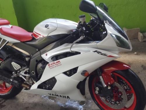 Yamaha R600 2008
