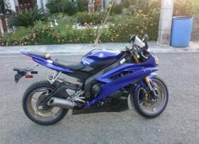 Yamaha R6 2006