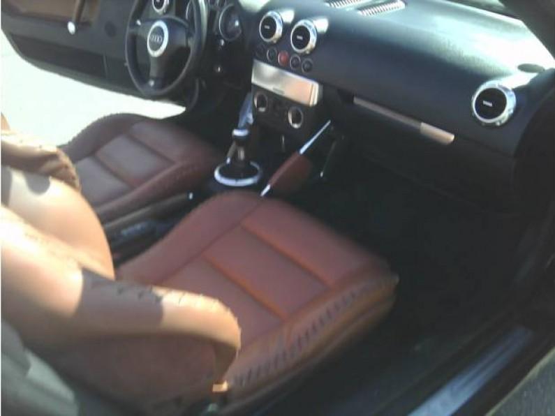 audi tt 2001 roadster convertible bueno bonito y bara
