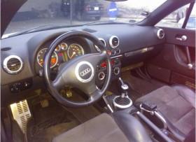 audi tt 2002 roadster6 velocidades 225hp