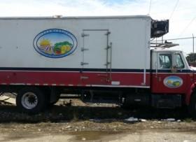 camión internacional camión nevera