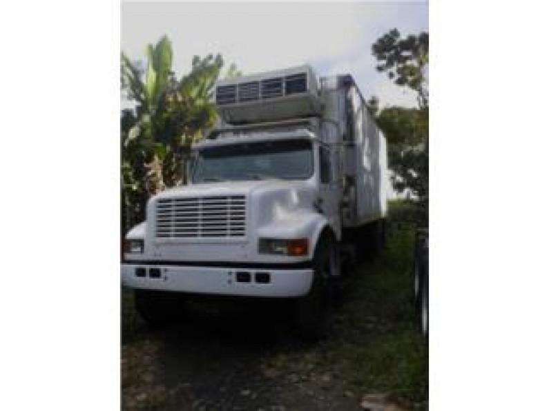 camion International en buen estado