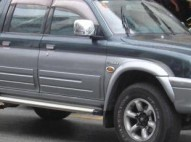 camioneta misubishi 2000 L200 diesel