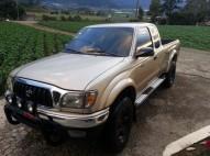 camioneta toyota tacoma año 2001 como nueva