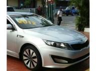 carro Kia k5 2012