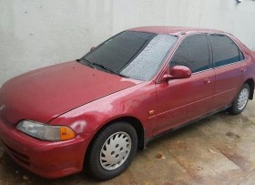 carro Honda civic balleno 94