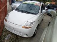 chevrolet spark 2006 en 255000 mil pesos blanco