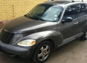 chrysler pt cruiser 2001 en leder