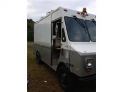 diesel automatica GMC step truck