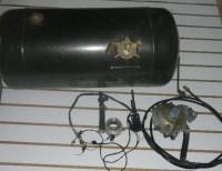 equipo de gaz completo tanque