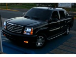 escalade ext pick up