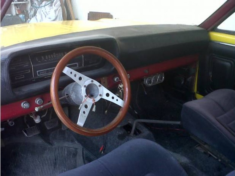 ford falcon 1969 302ci cragar headers