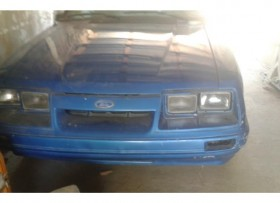 ford mustang 86 convertible