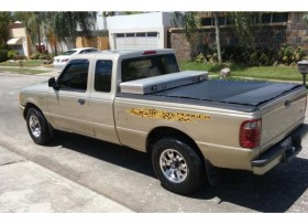 ford ranger 2002 cabina y media
