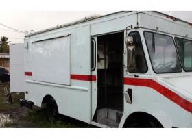 guagua de comida Chevrolet Step Van